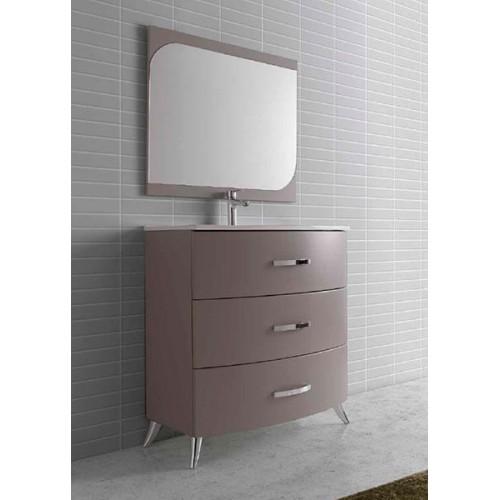 Mueble de baño Bellezza de 100cm serie Venecia