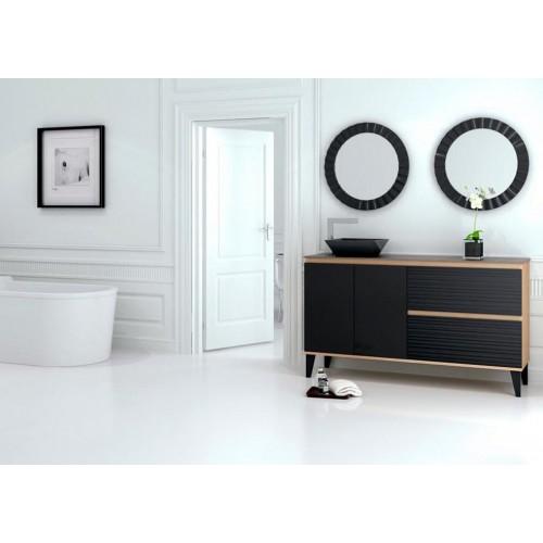 Mueble de baño Barcos de 140cm serie Compact modelo Romantic