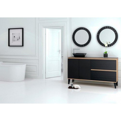 Mueble de baño Barcos de 160cm serie Compact modelo Romantic