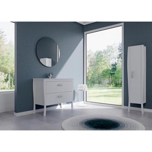 Mueble de baño Barcos de 80cm serie Elegance modelo Sophia