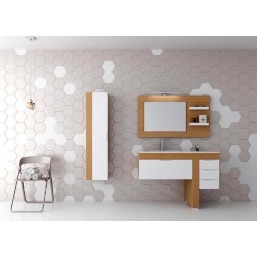 Mueble de baño Barcos de 100cm serie Urban modelo Cool