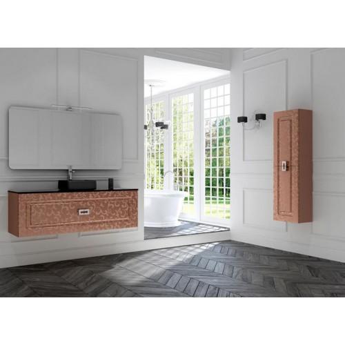 Mueble de baño Barcos de 120cm serie Chic modelo Dirty