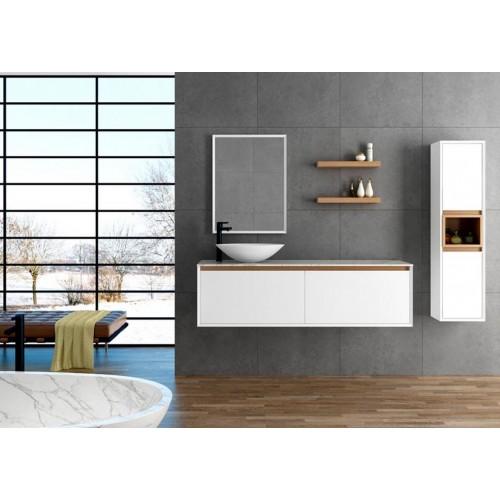 Mueble de baño Barcos de 140cm serie Minimal modelo Expression