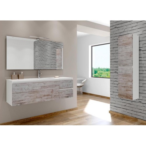 Mueble de baño Barcos de 100cm serie Fantasy modelo Emporium