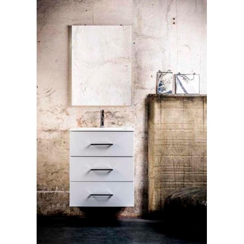 Mueble de baño Mondial Bathroom de 60cm serie More