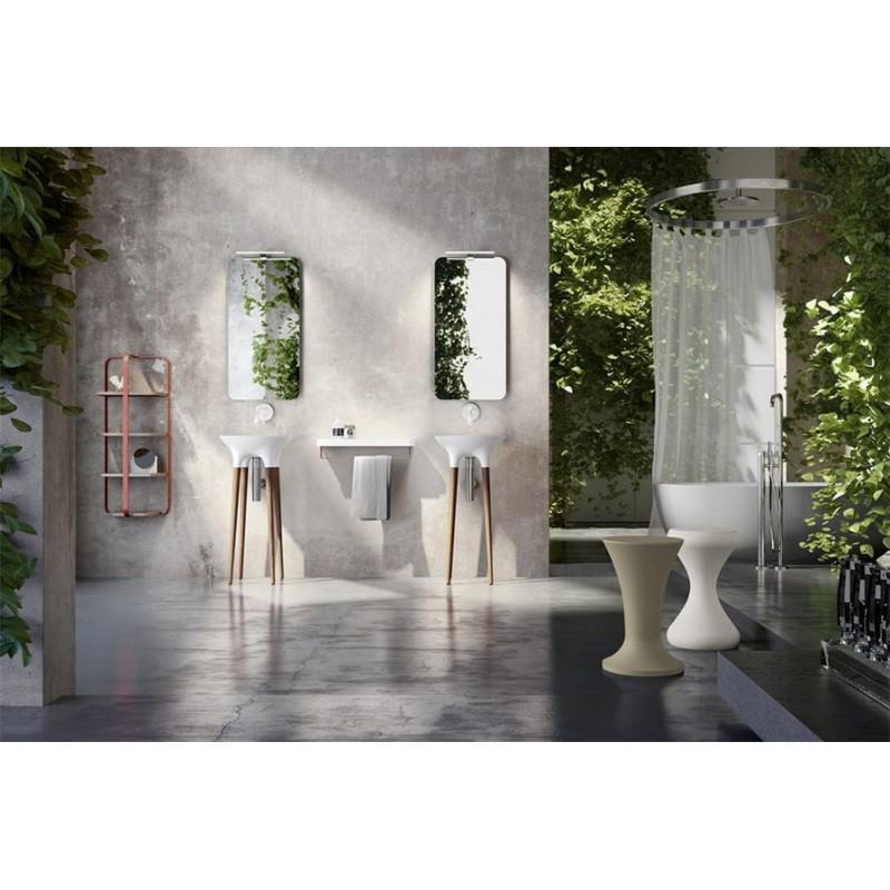 DecoBannio mueble de baño 44 cm serie Twist 03 MiBaño
