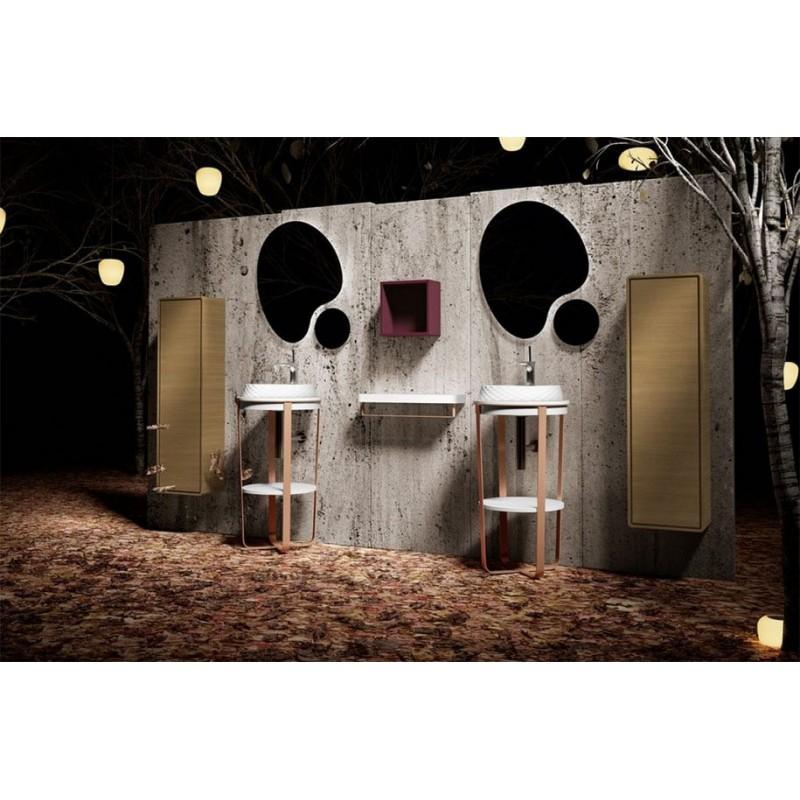 Mueble de baño 50 cm serie Pentos 06 MiBaño