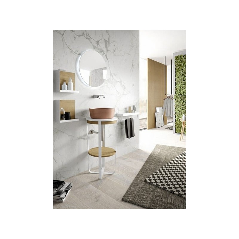 Mueble de baño 50 cm serie Pentos 08 MiBaño