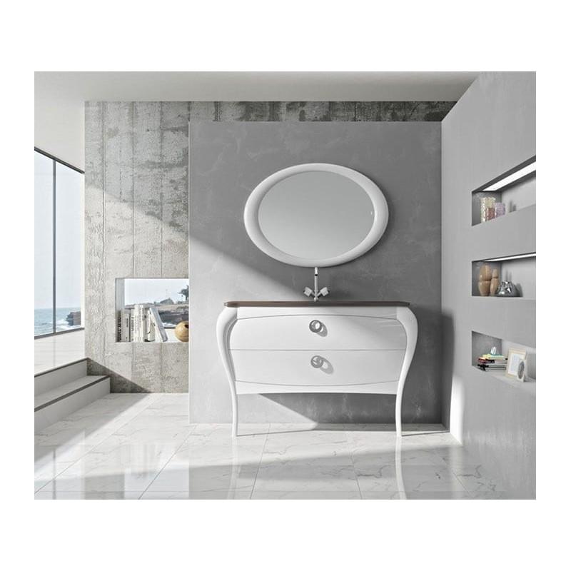 Mueble de baño 85 cm serie Paulina 10 MiBaño
