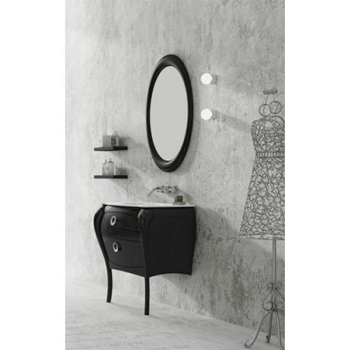 Mueble de baño 85 cm serie Paulina 01 MiBaño