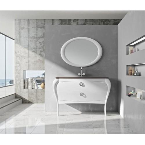 Mueble de baño 125 cm serie Paulina 10 MiBaño