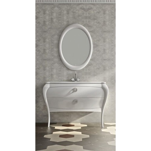 Mueble de baño 85 cm serie Paulina 02 MiBaño