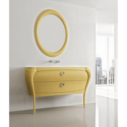 Mueble de baño 125 cm serie Paulina 05 MiBaño
