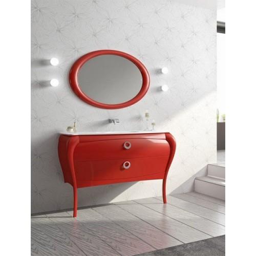 Mueble de baño MiBaño de 125 cm serie Paulina 07