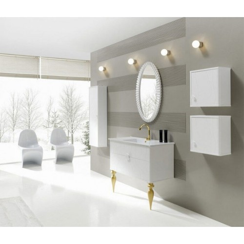 Mueble de baño MiBaño de 80cm serie Évora 801