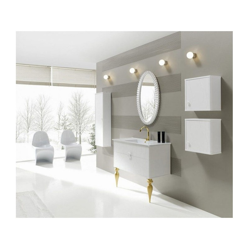 Mueble de baño 80 cm serie Évora 801 MiBaño