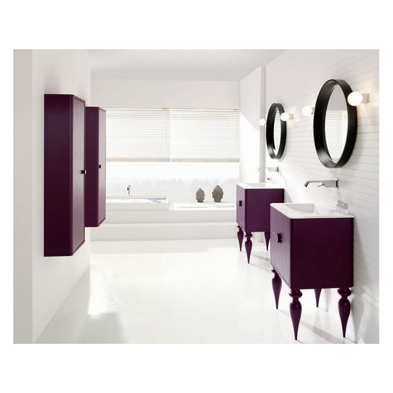 Mueble de baño 80 cm serie Évora 804 MiBaño