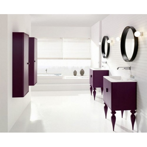 Mueble de baño MiBaño de 100 cm serie Évora 804