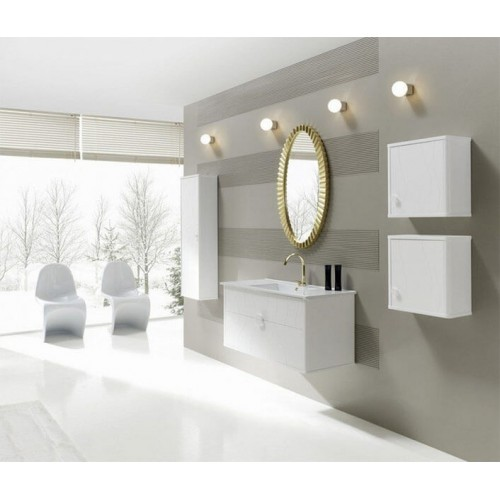 Mueble de baño MiBaño de 100 cm serie Évora 809