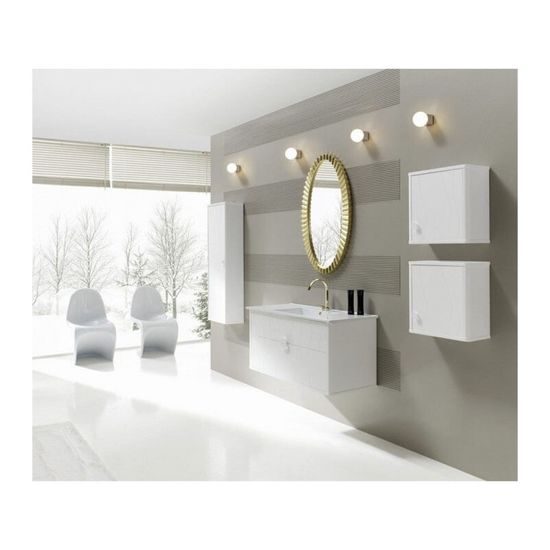 Mueble de baño 100 cm serie Évora 809 MiBaño