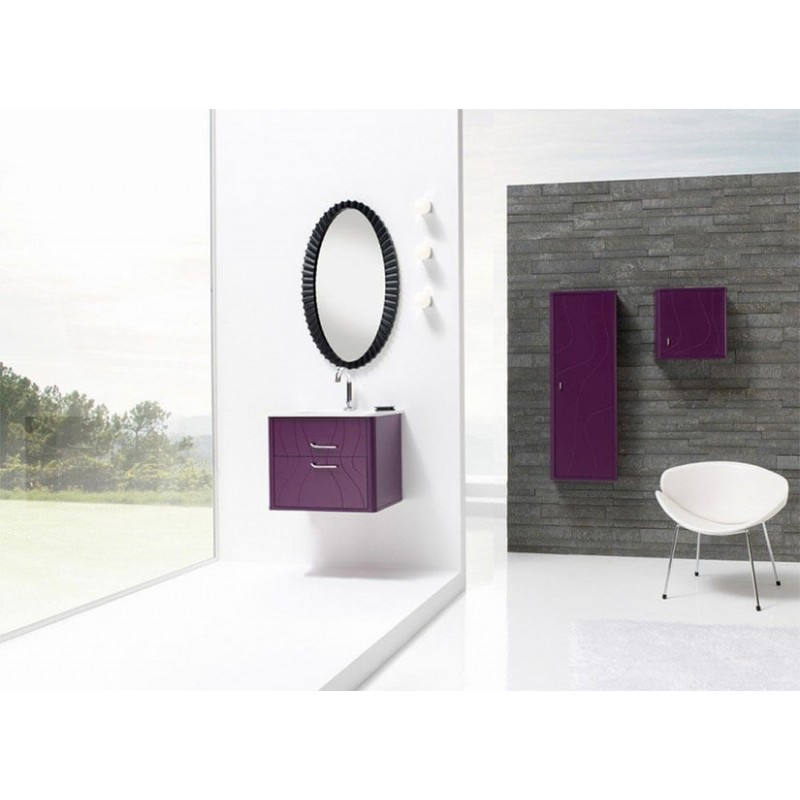 Mueble de baño 60 cm serie Évora 813 MiBaño