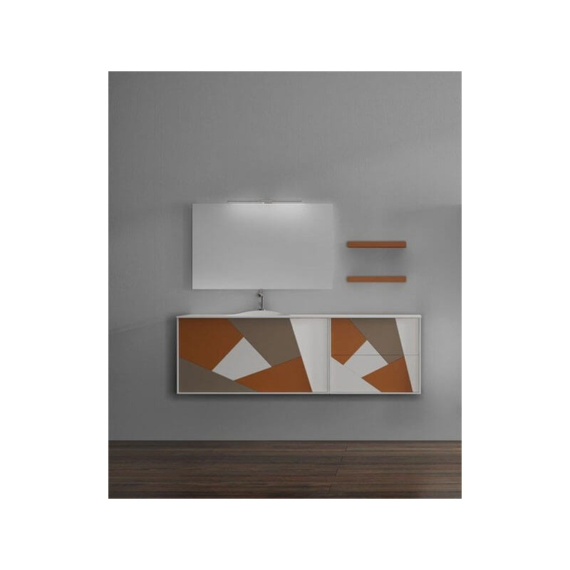 Mueble de baño 80 cm serie Today Síntesis 18 MiBaño