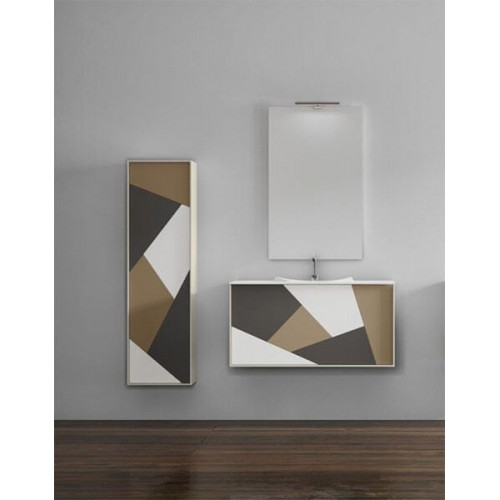 Mueble de baño MiBaño de 100 cm serie Today Síntesis 19