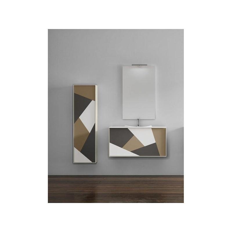 Mueble de baño 100 cm serie Today Síntesis 19 MiBaño