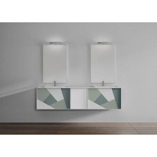 Mueble de baño MiBaño de 200cm serie Today Síntesis 24