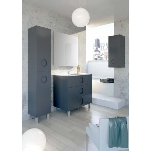 Mueble de baño OmeyaBath de 80cm serie Sol