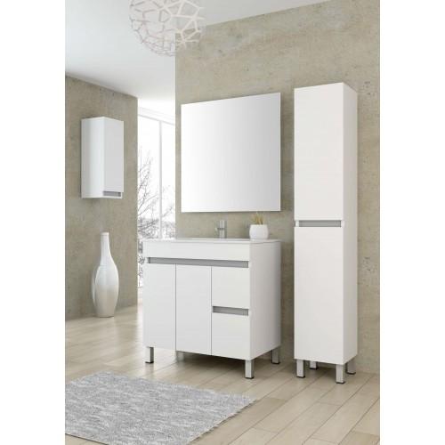 Mueble de baño OmeyaBath de 80cm serie Vega