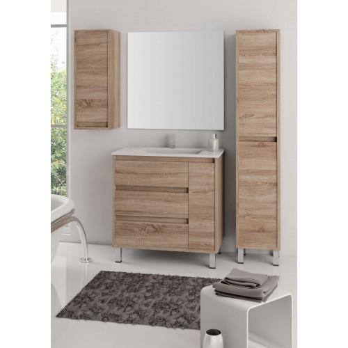 Mueble de baño OmeyaBath de 80cm serie París
