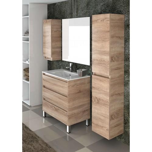 Mueble de baño OmeyaBath de 80cm serie Sintra