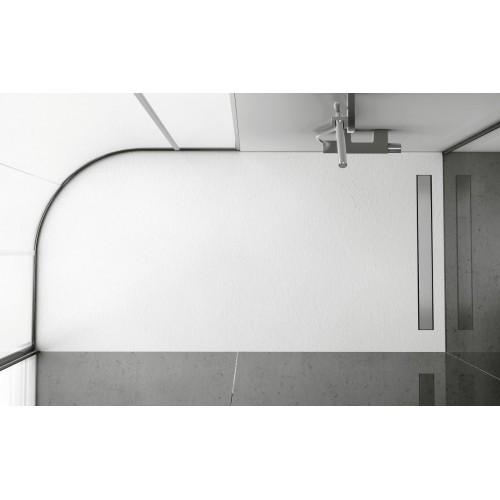 Plato de ducha Fiora de 80 cm serie Elax