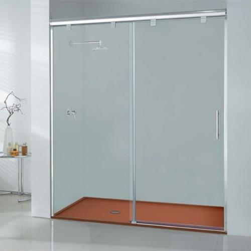 Mampara de ducha Kabinglass corredera serie Sión modelo Barla