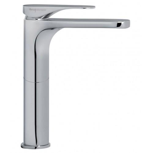 Grifo mezclador alto Fima Carlo Frattini para lavabo serie Quad