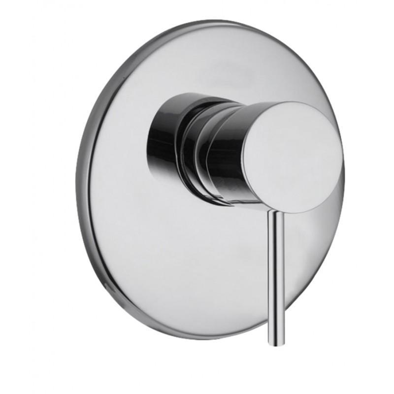 Grifo mezclador empotrado para ducha serie Spillo Up