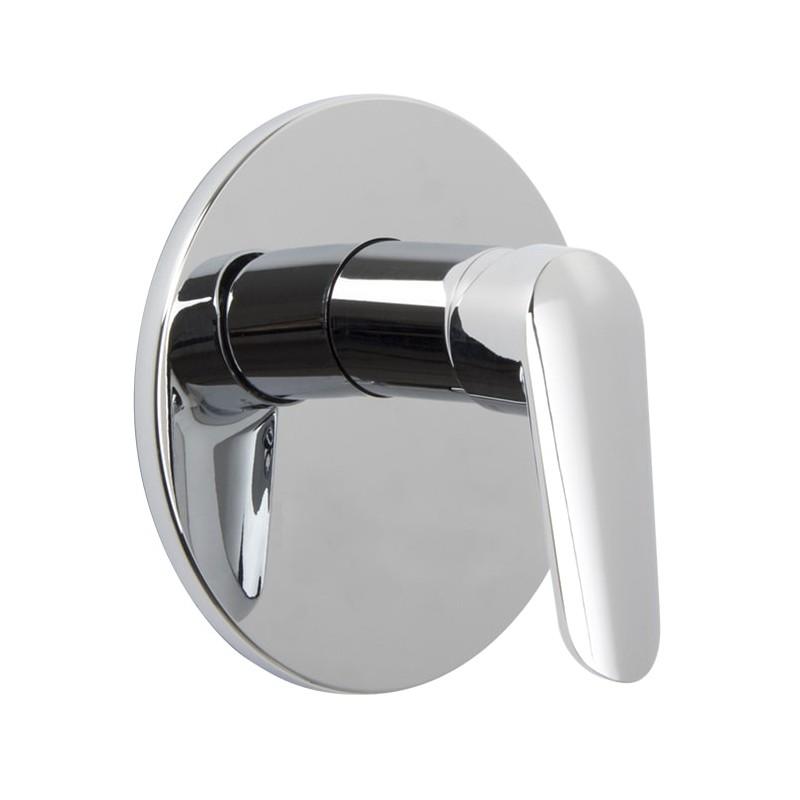 Grifo mezclador empotrado para ducha serie Spot
