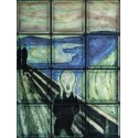 """Omaggio a Munch """"Il Grido"""" de 12 Bloques"""