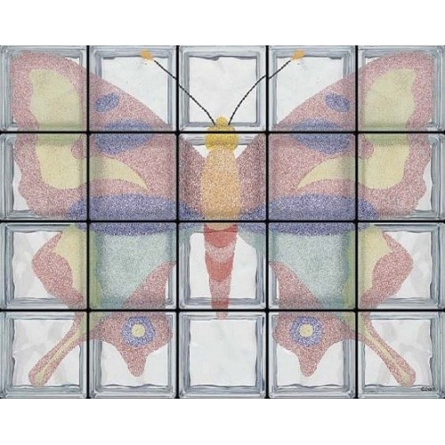 Farfalla Naomi de 20 Bloques