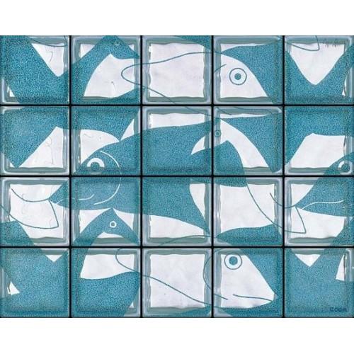 """Omaggio a Escher """"Cielo e Acqua"""" de 20 Bloques"""