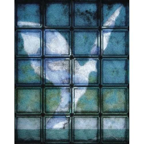 """Omaggio a Magritte """"La Grande Famiglia"""" de 20 Bloques"""