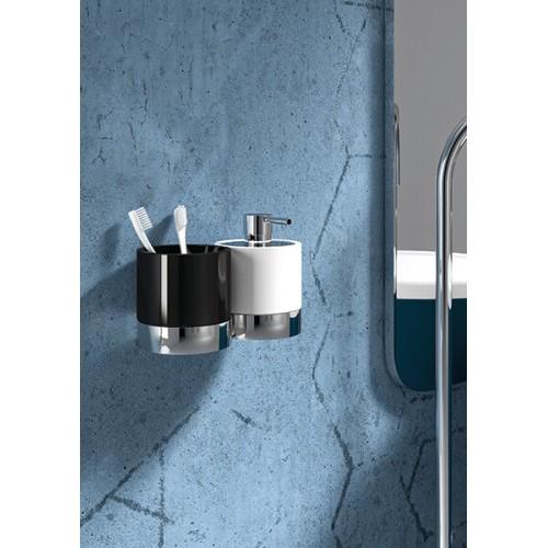 Conjunto de baño de pared Regia Domovari serie Maxxxi