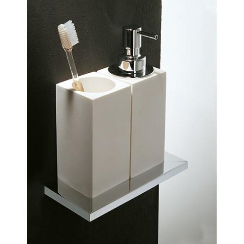 Conjunto de baño de 3 piezas Regia Domovari serie Metropolitan