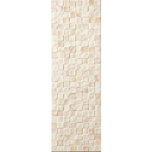 Revestimiento Habitat serie Casablanca Beige Cuadros de 31.6x95.3cm