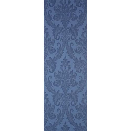 Revestimiento Habitat serie Sumeria Ornato Blue de 31.6x95.3cm