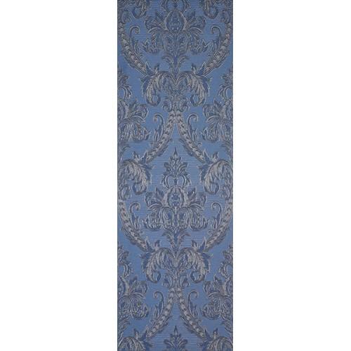 Revestimiento Habitat serie Sumeria Decorado Blue de 31.6x95.3cm