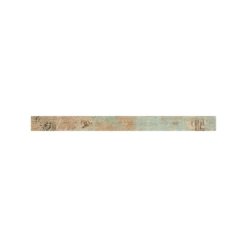 Rodapié Habitat serie Bagdad Green de 8x100cm