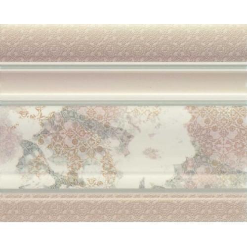 Zócalo Habitat serie Bliss Cherry de 20x25.1cm