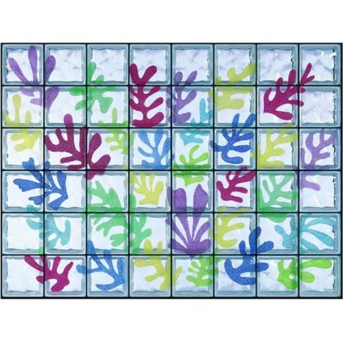 "Omaggio a Matisse ""Lex Coraux"" de 48 Bloques"